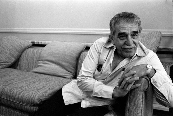 Fotografía de Gabriel García Márquez