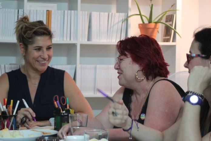 Encuentro feminista en Libros.com