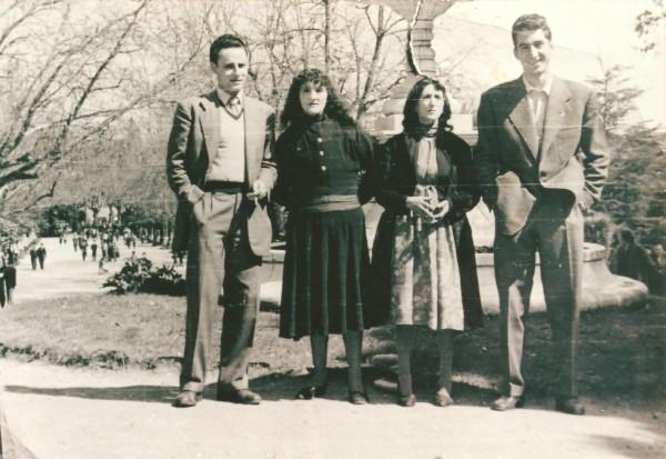 Foto de las Marías de Santiago